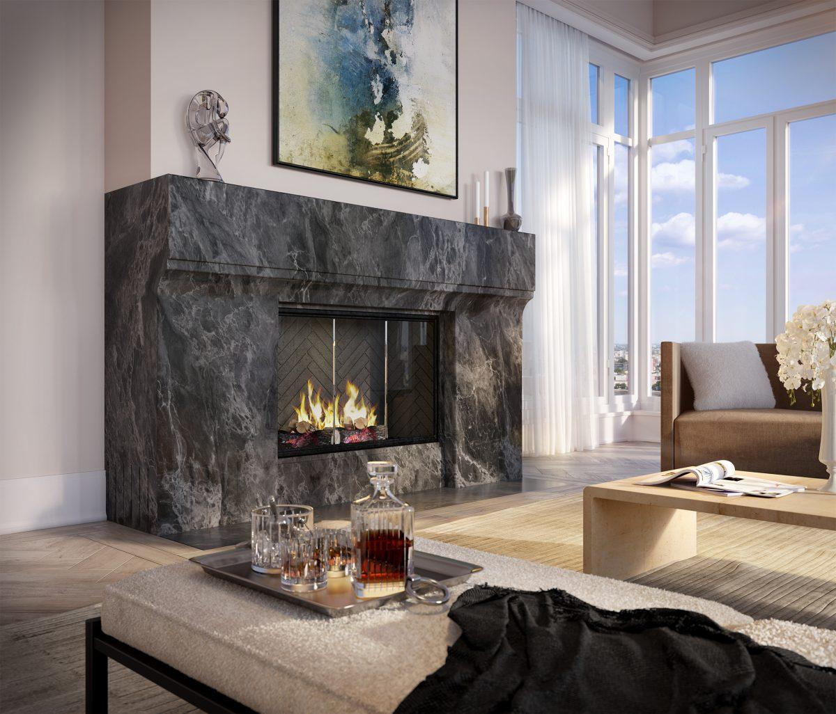luxury New York City condominiums
