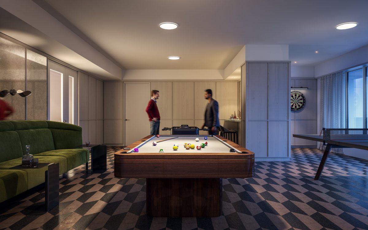 Luxury New York condominiums