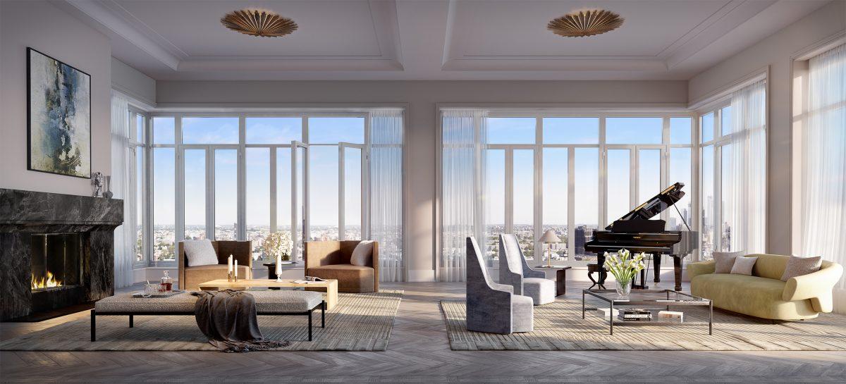 luxury New York condos