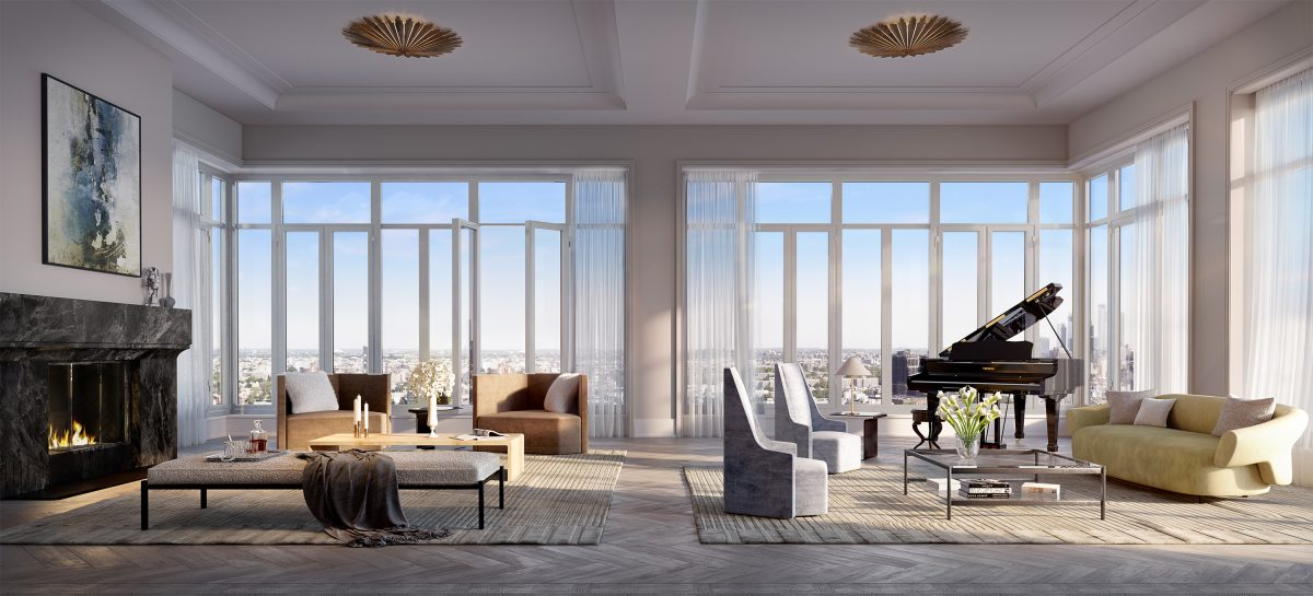 luxury New York City condos
